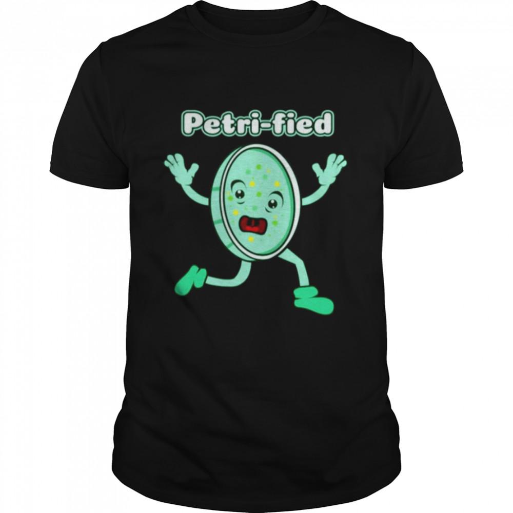 Petri Dish Biologist Dna Laboratory shirt Classic Men's T-shirt