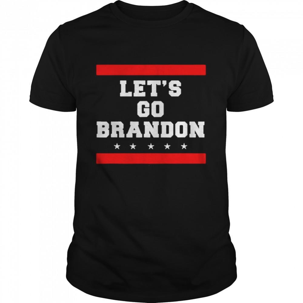 Let's Go Brandon Anti Joe Biden T- Classic Men's T-shirt