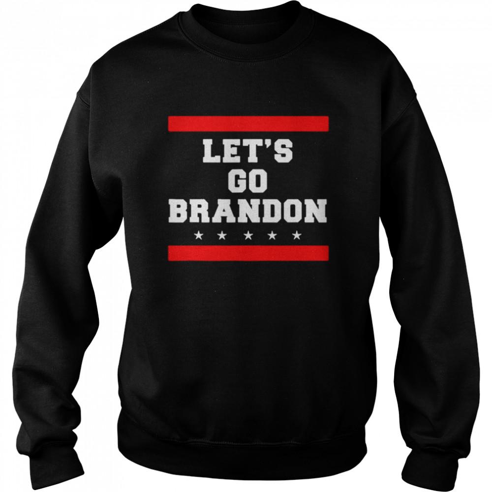 Let's Go Brandon Anti Joe Biden T- Unisex Sweatshirt