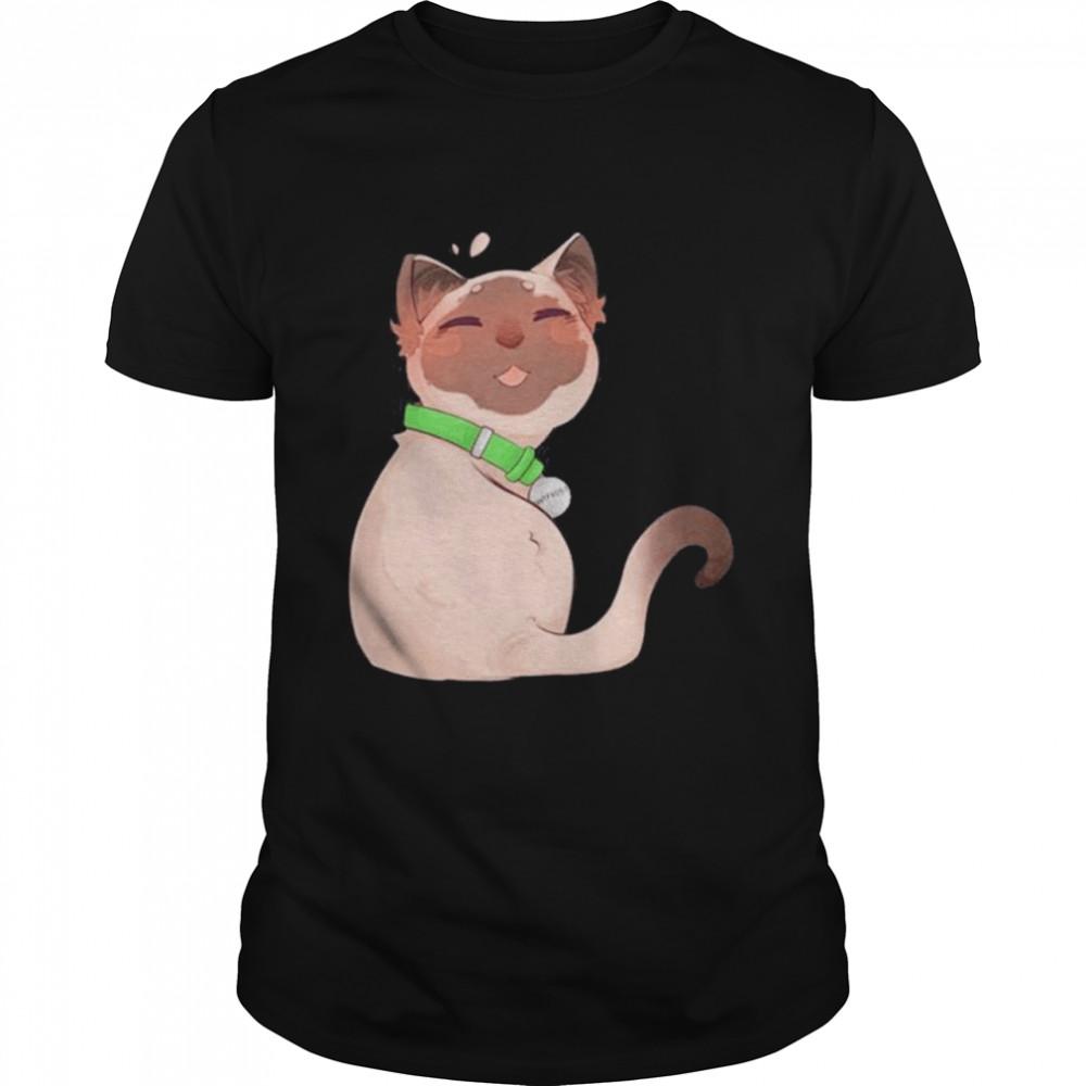 Antfrost Merch Cat shirt Classic Men's T-shirt